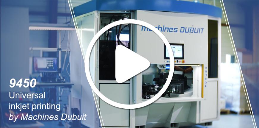 Machines DUBUIT - Actualité - La nouvelle MD-9450 en vidéo